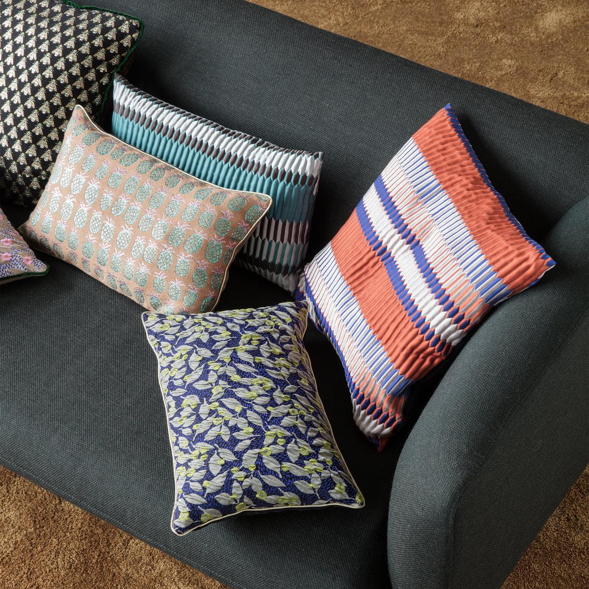 salon kissen quadratisch von ferm living connox. Black Bedroom Furniture Sets. Home Design Ideas