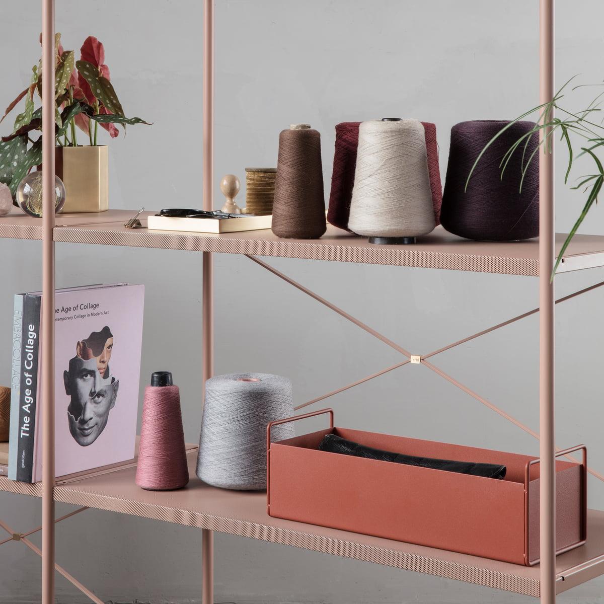 plant box small von ferm living connox shop. Black Bedroom Furniture Sets. Home Design Ideas