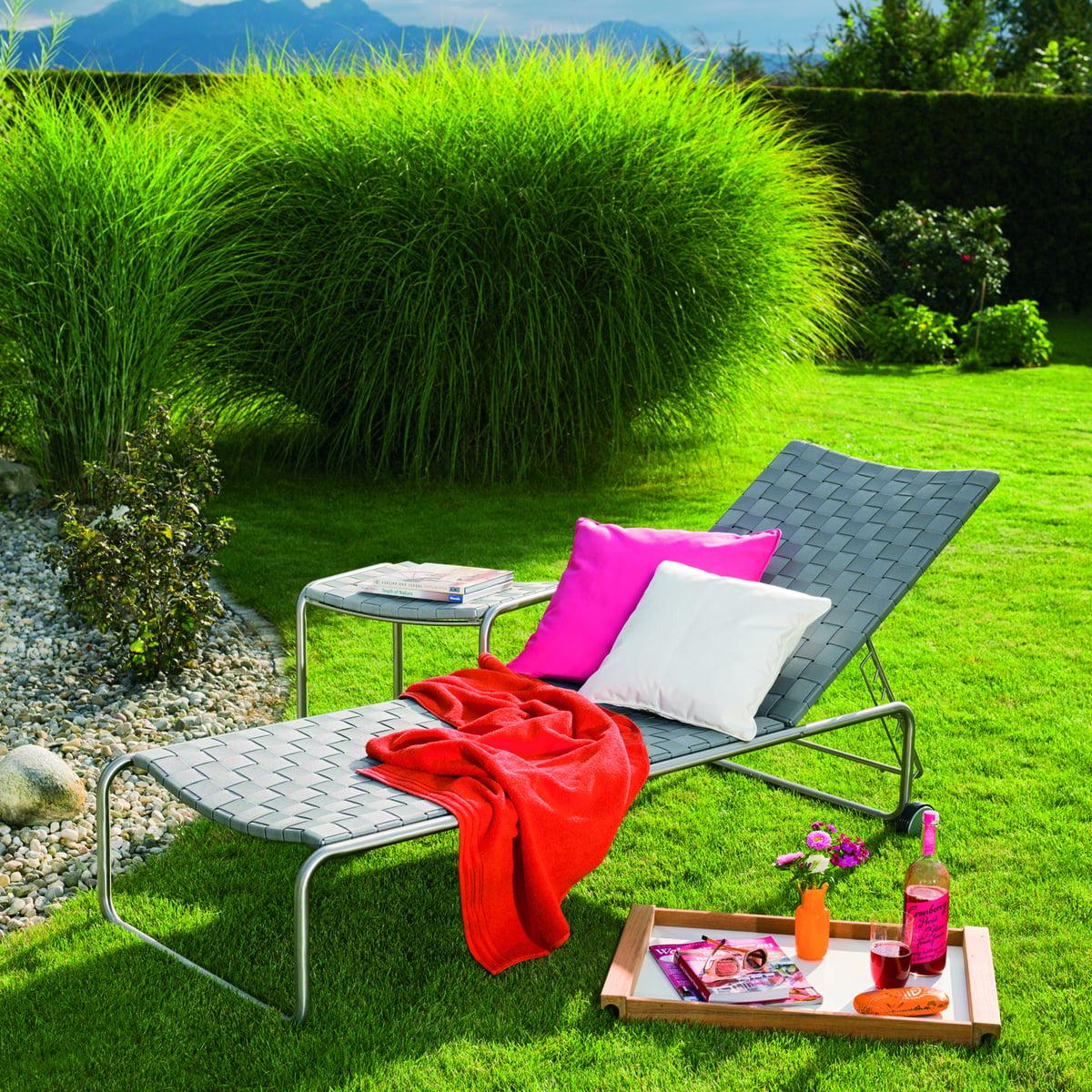 Prato Belt Gartenliege | Weishäupl | Shop