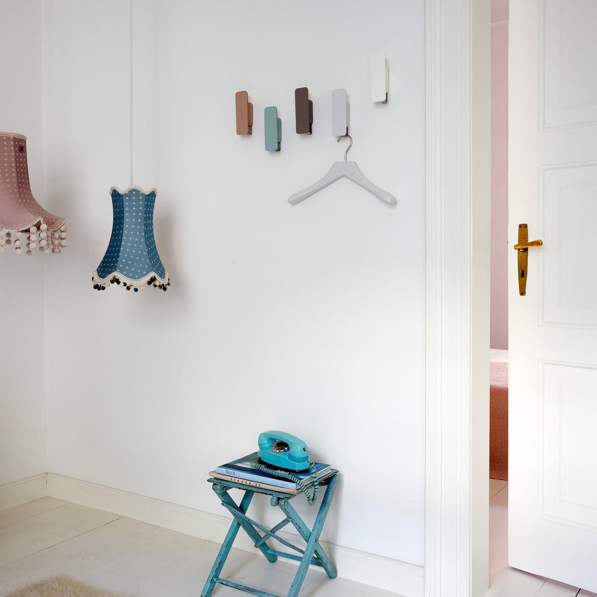 0380 garderobenhaken von sch nbuch connox. Black Bedroom Furniture Sets. Home Design Ideas