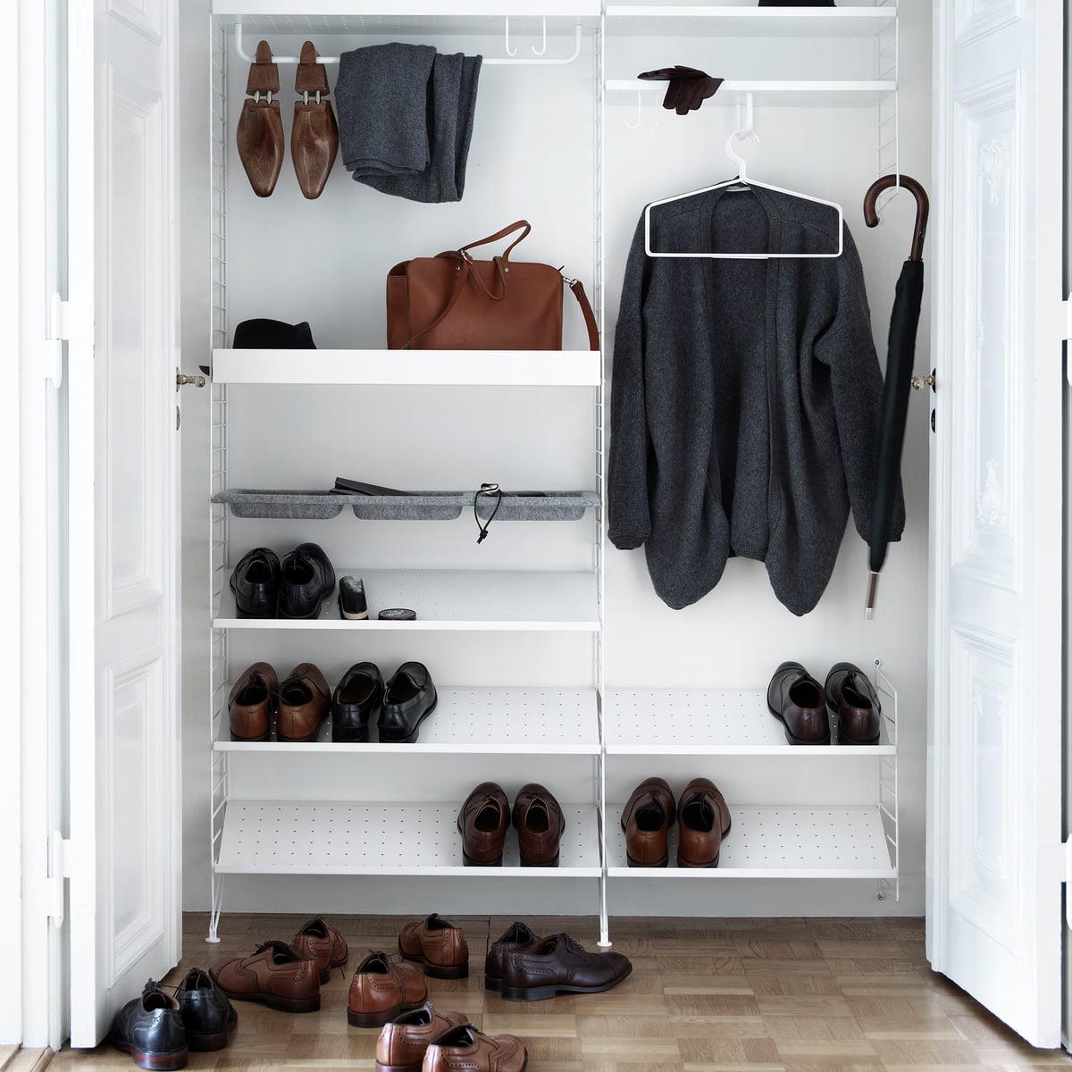 Schuhschrank von String | Connox Shop kaufen