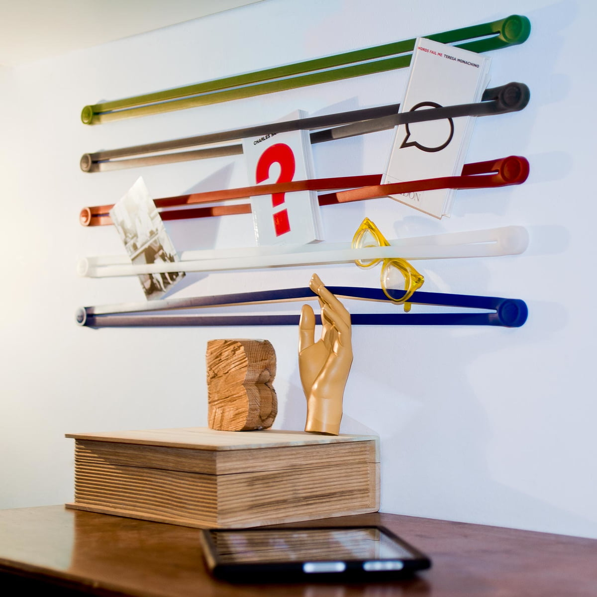 Straps Wand-Gummis Droog Design   Shop