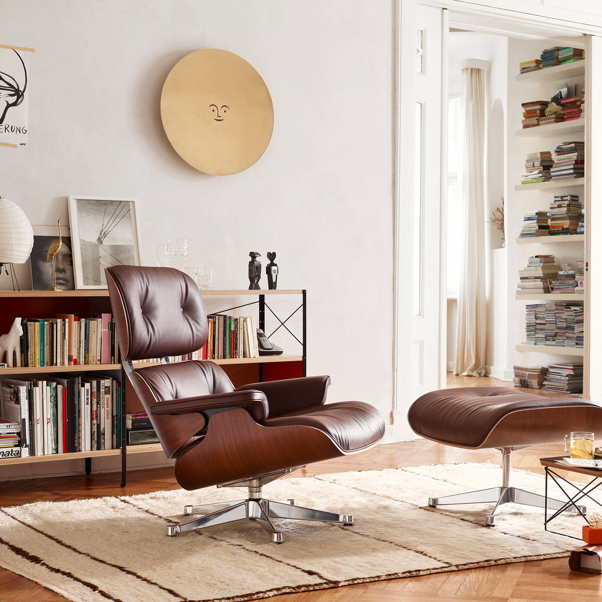 Perfekt Original Lounge Chair Von Vitra