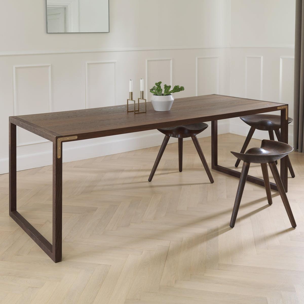 conekt esstisch von by lassen connox shop. Black Bedroom Furniture Sets. Home Design Ideas