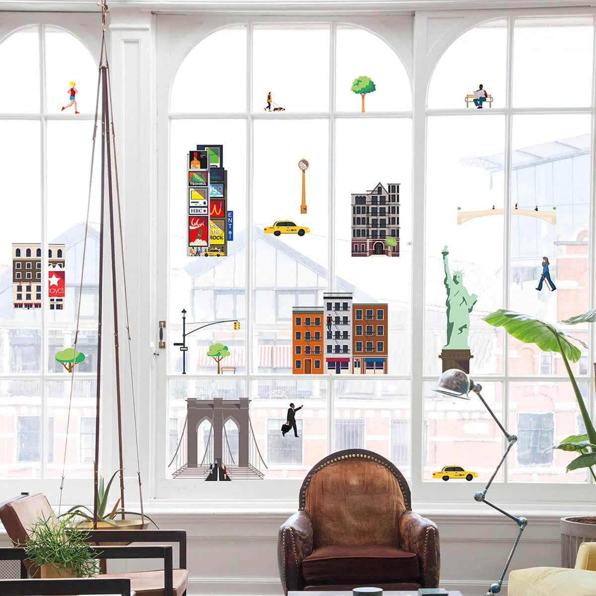 Fensterdekoration New York Von Fatboy