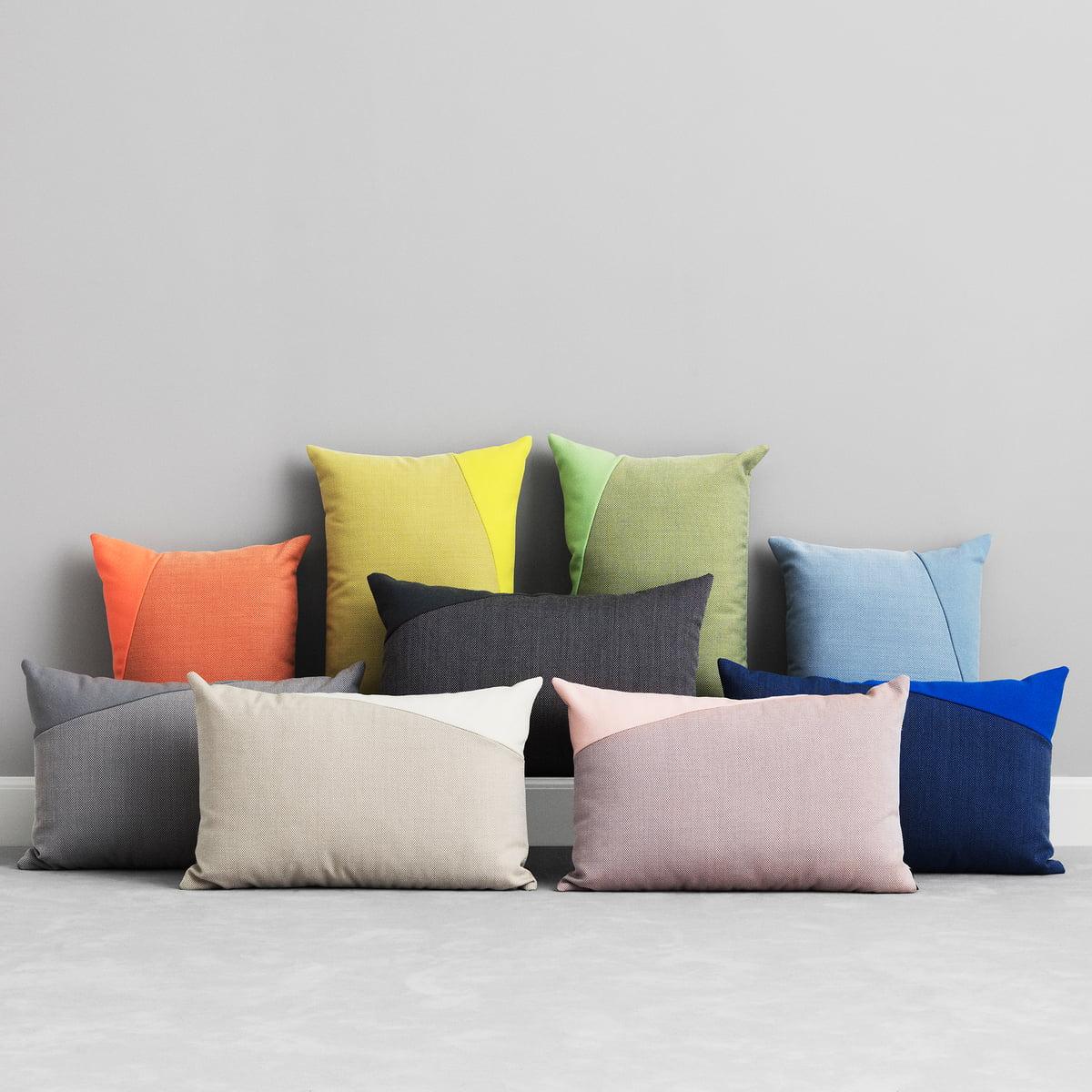 edge kissen von normann copenhagen connox. Black Bedroom Furniture Sets. Home Design Ideas