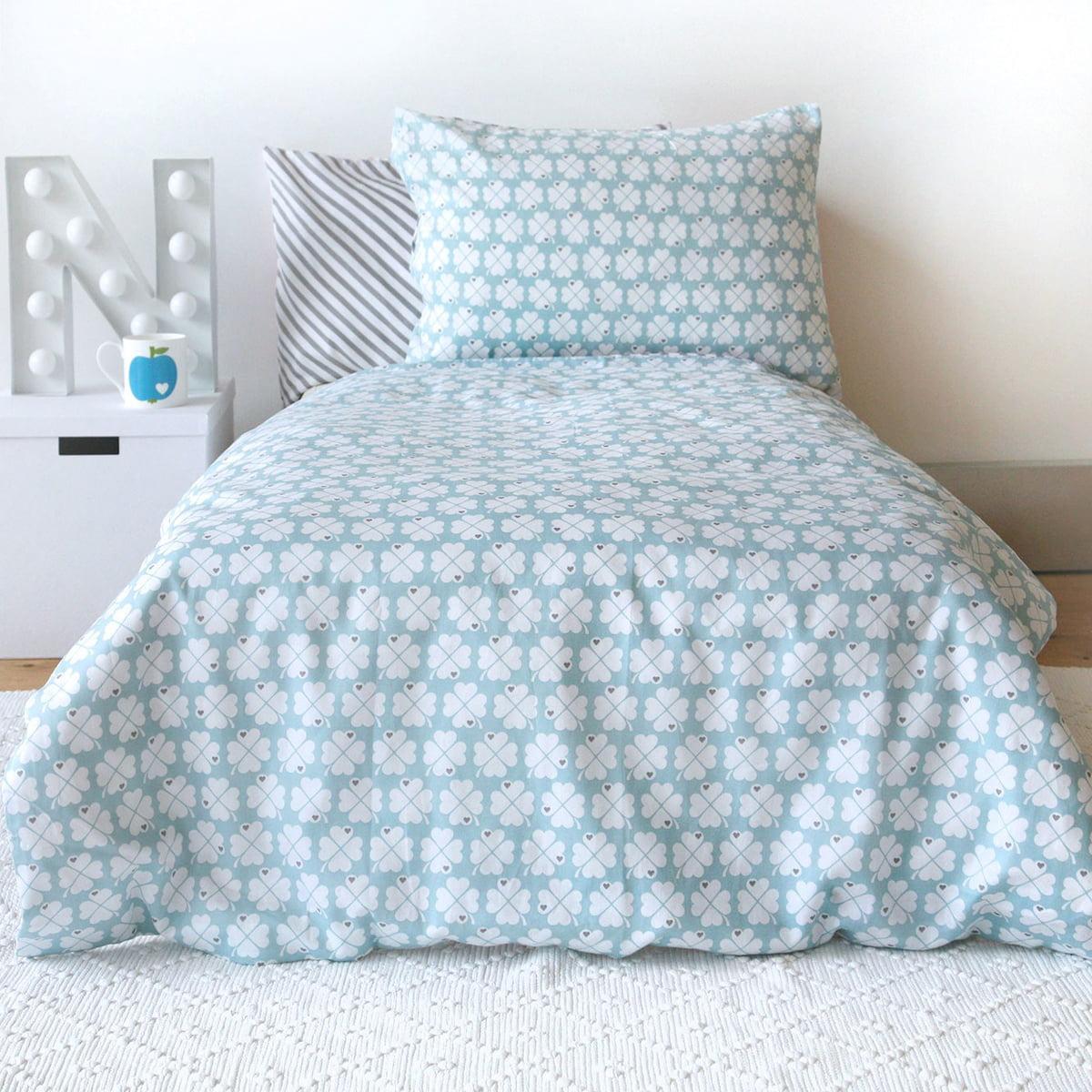 bettw sche set klee von bygraziela connox. Black Bedroom Furniture Sets. Home Design Ideas