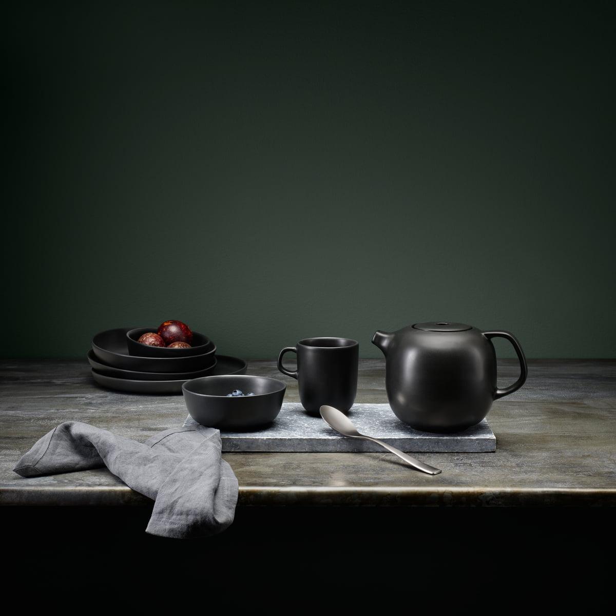 nordic kitchen teekanne von eva solo connox. Black Bedroom Furniture Sets. Home Design Ideas