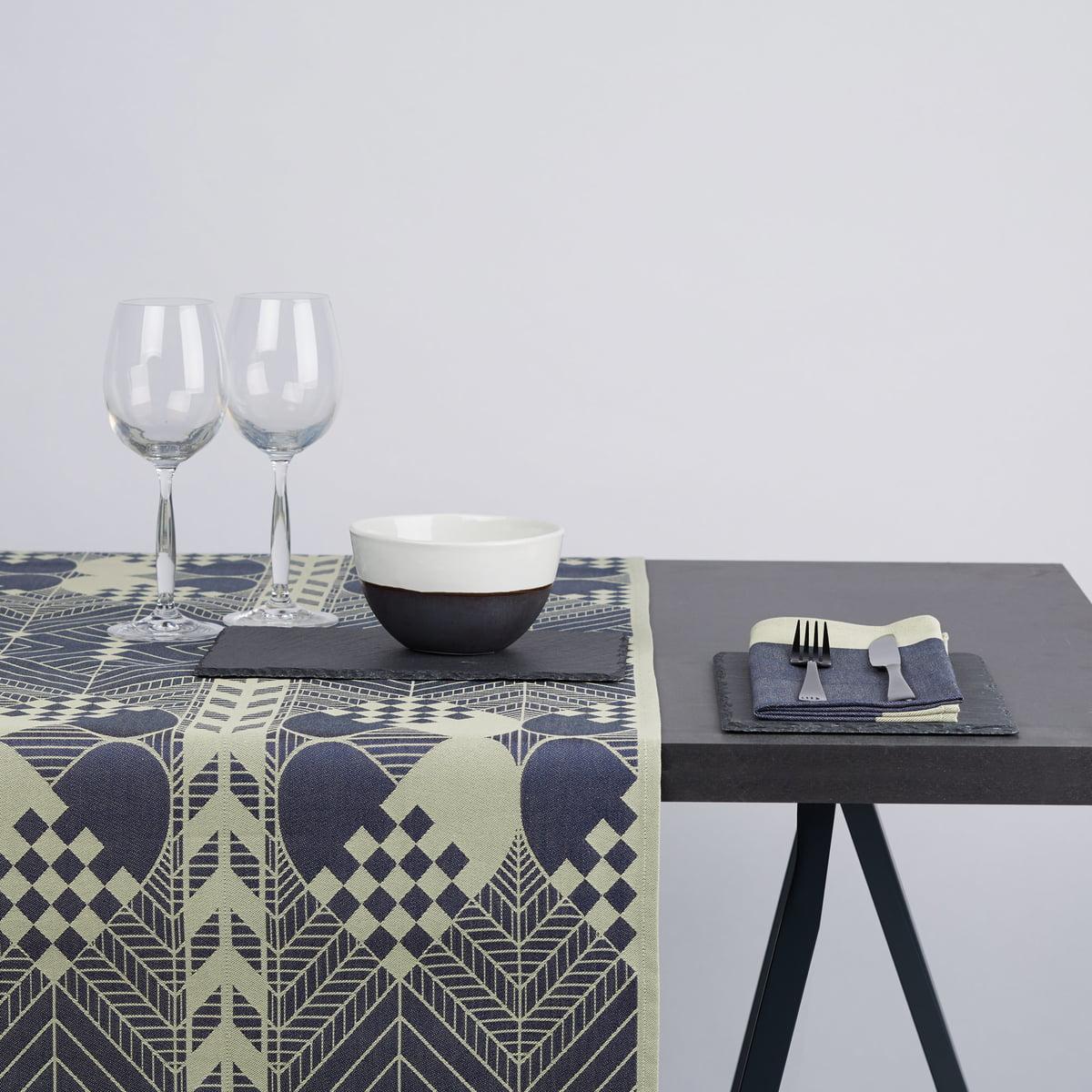 weihnachts tischl ufer von georg jensen damask. Black Bedroom Furniture Sets. Home Design Ideas
