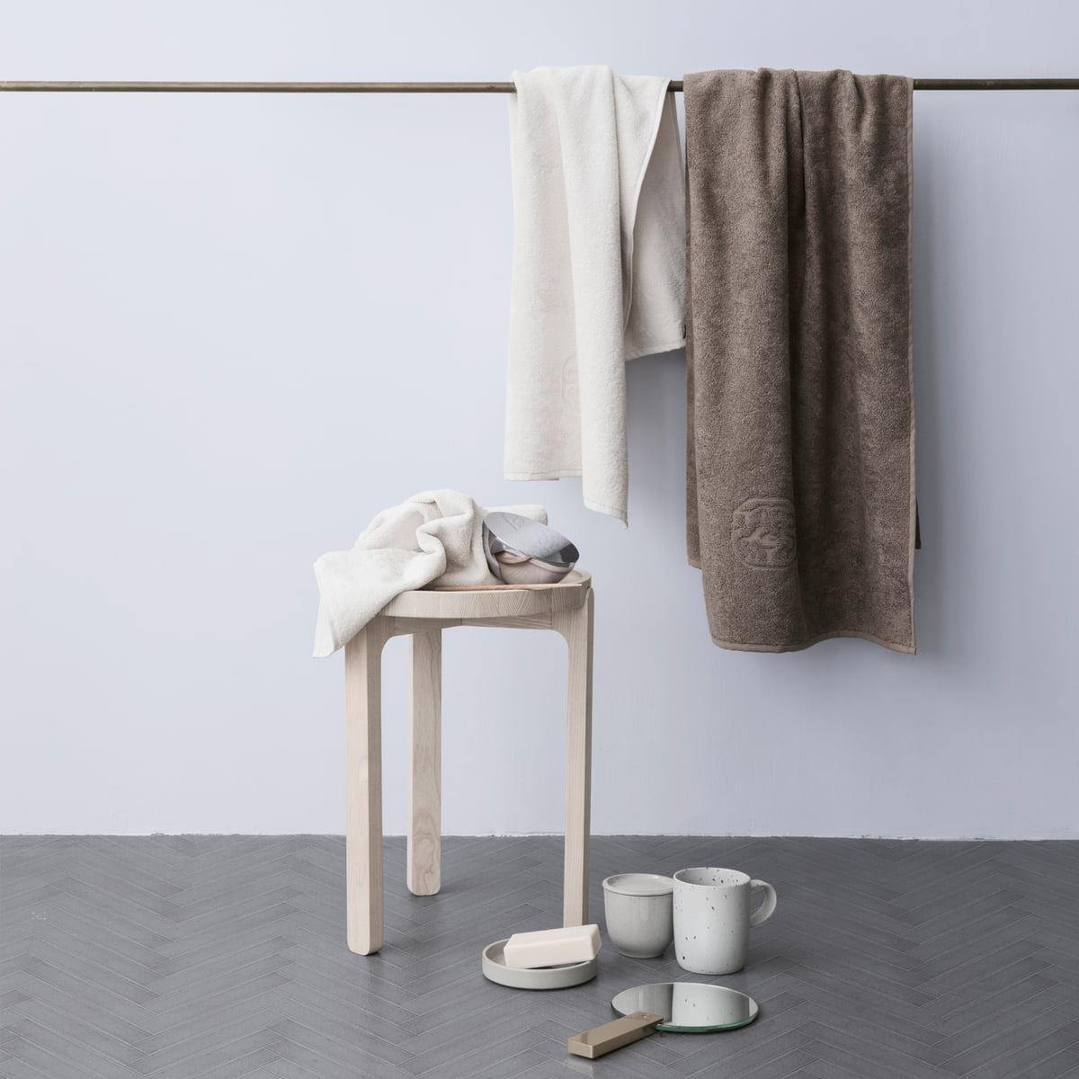 damask terry badetuch von georg jensen damask. Black Bedroom Furniture Sets. Home Design Ideas