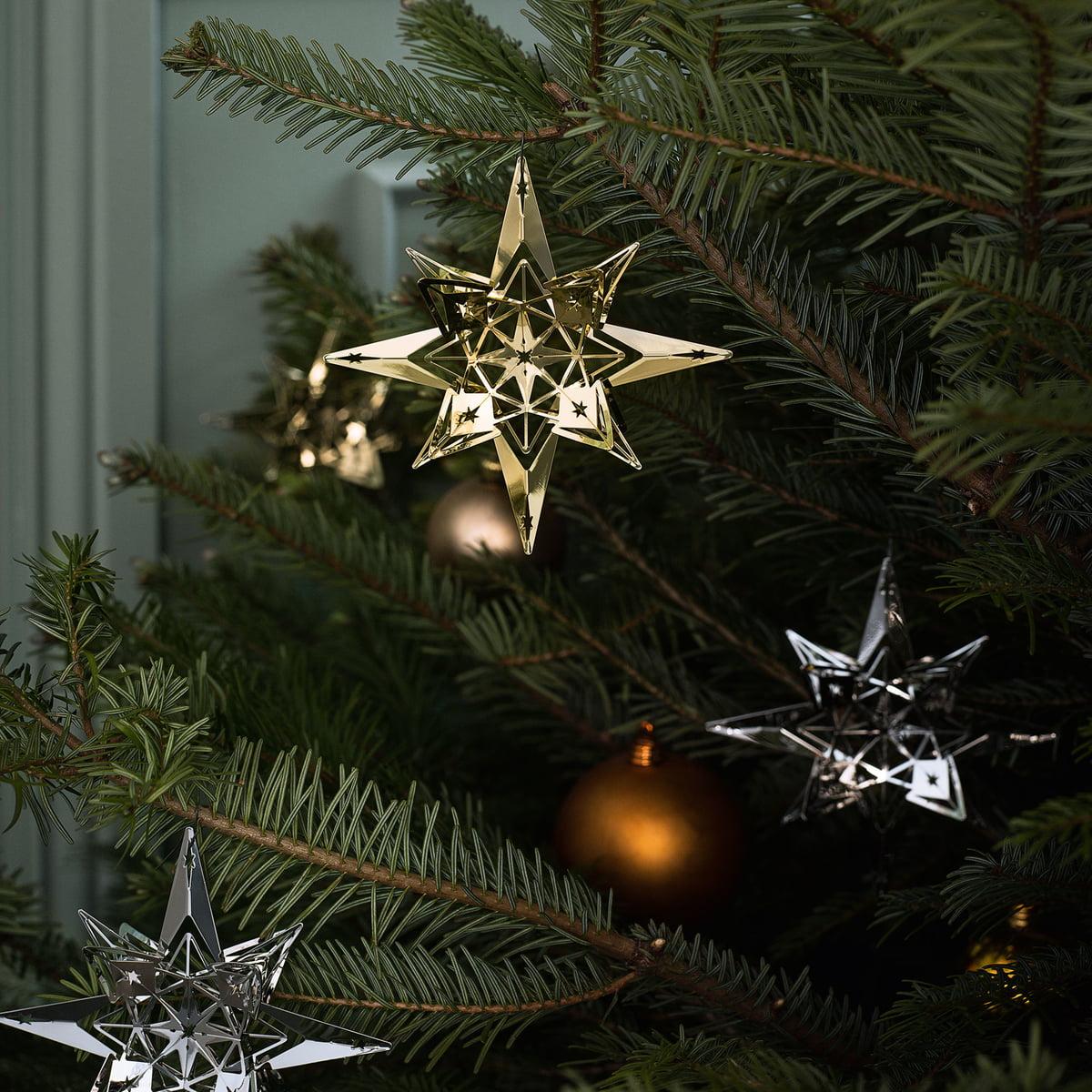 Weihnachtsschmuck Stern von Rosendahl kaufen