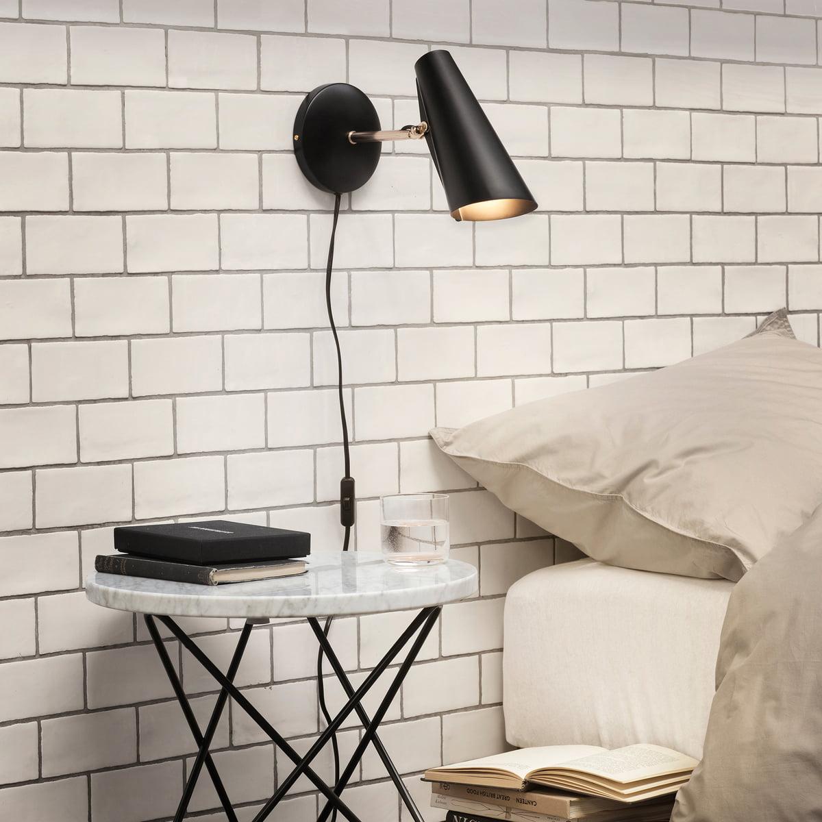 wandleuchte birdy von birger dahl kaufen. Black Bedroom Furniture Sets. Home Design Ideas