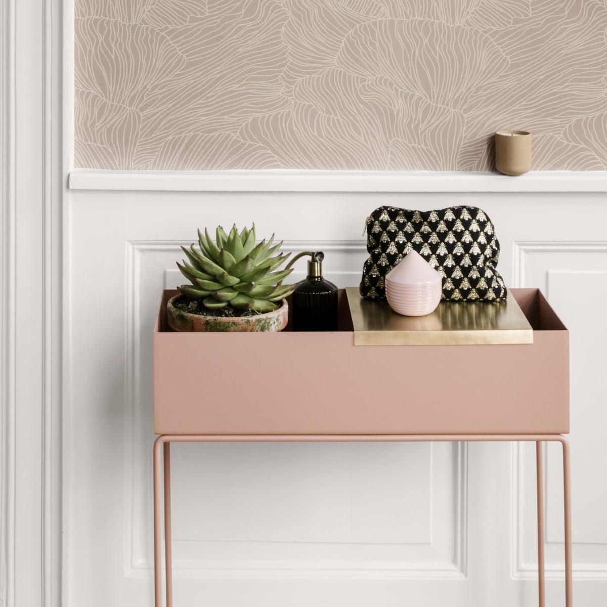 Tablett für Plant Box von ferm Living | Connox