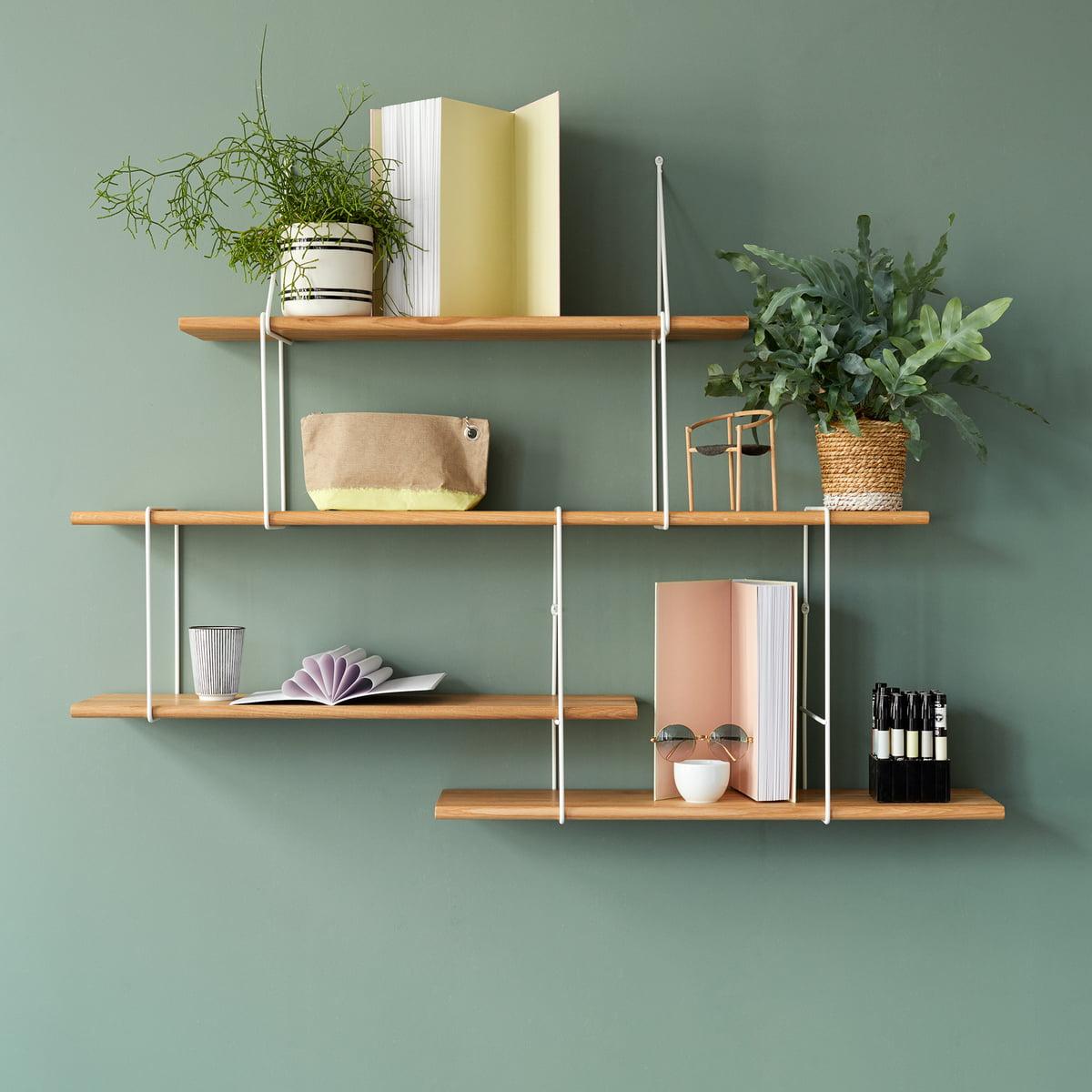 link regalsystem 1 von studio hausen connox. Black Bedroom Furniture Sets. Home Design Ideas