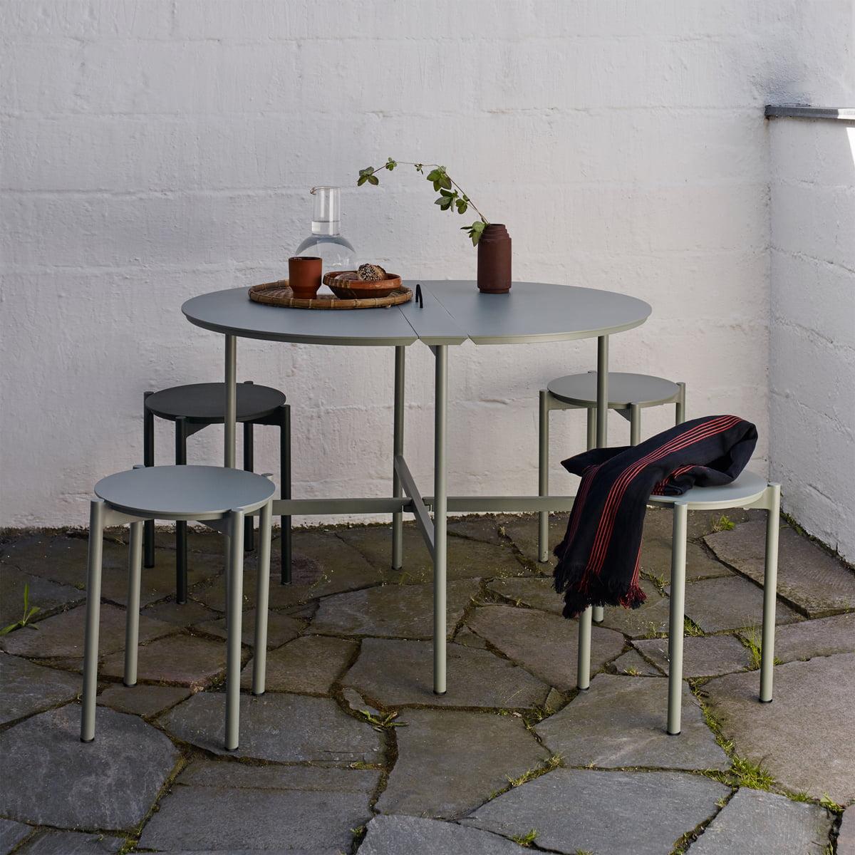picnic tisch von skagerak connox. Black Bedroom Furniture Sets. Home Design Ideas