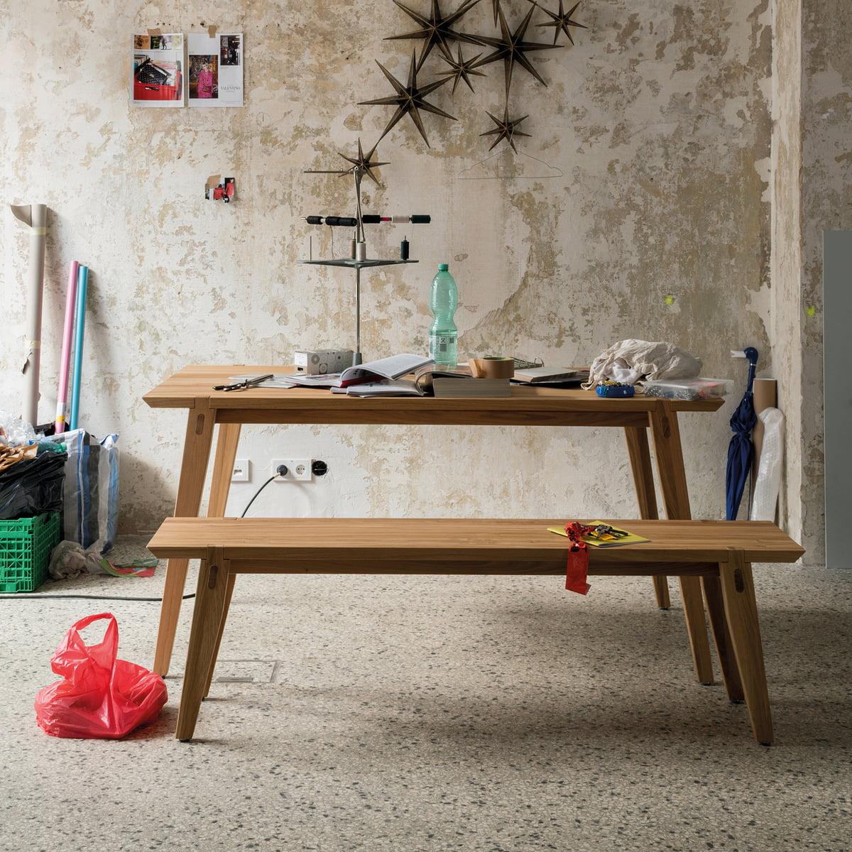 156 Holz Bank Von Freistil Connox Shop