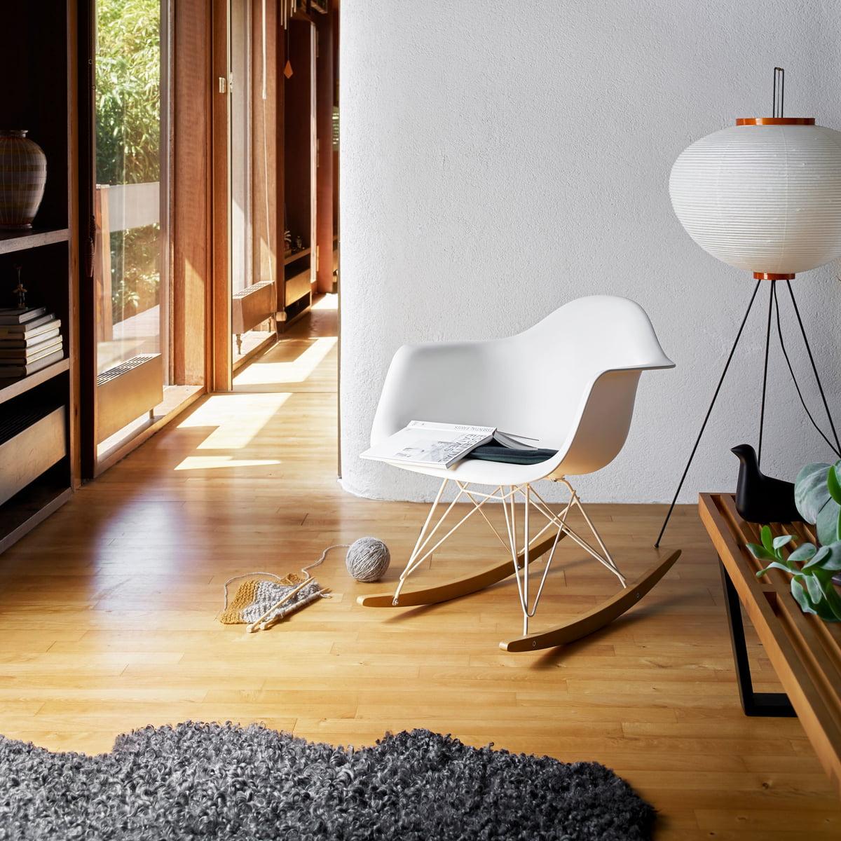 Wunderbar Limited Edition Des Eames RAR Schaukelsessel Von Vitra