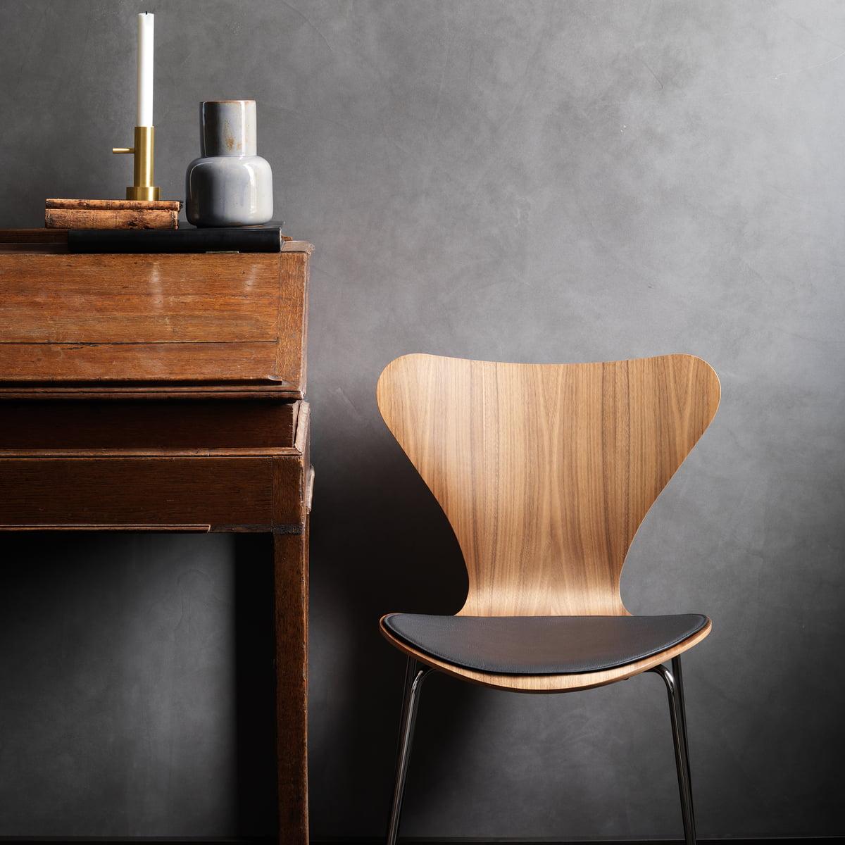 serie 7 natur von fritz hansen im shop. Black Bedroom Furniture Sets. Home Design Ideas
