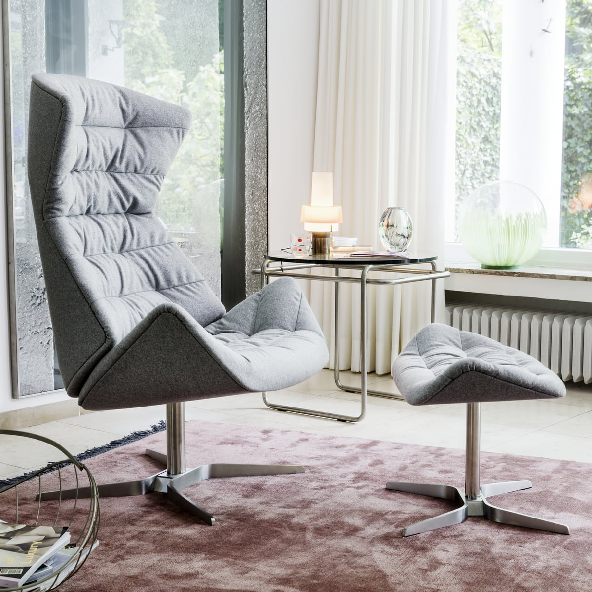 808 Lounge Sessel Von Thonet Connox