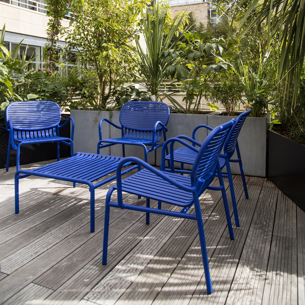 Garten Bank Week End Petite Friture Connox