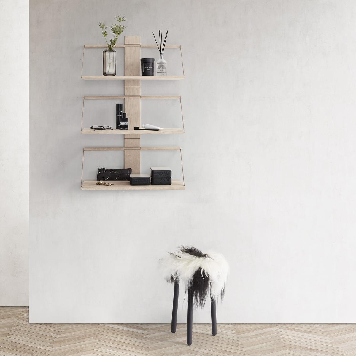 Wood Wall Hängeregal Von Andersen Furniture Connox