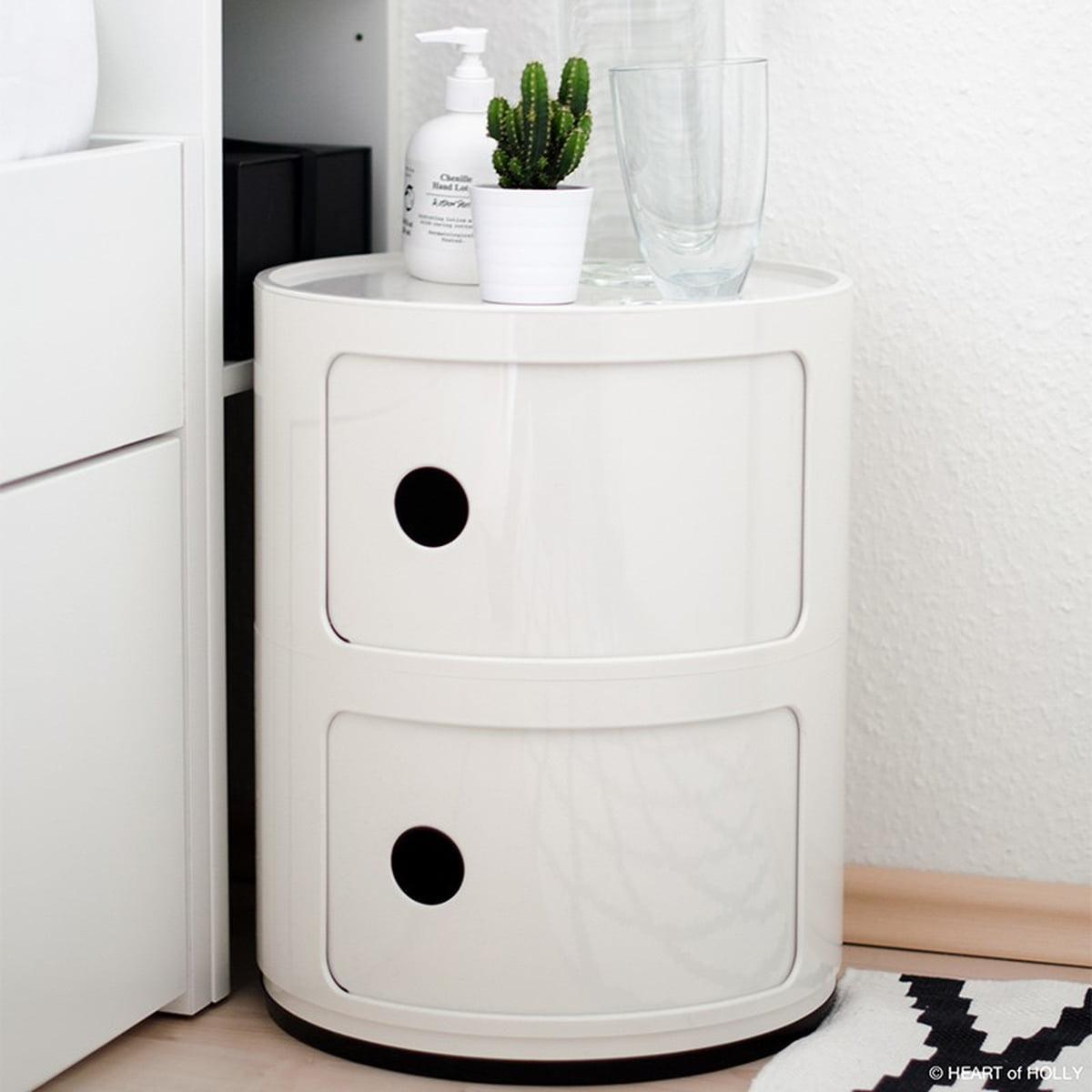 componibili 4966 von kartell connox. Black Bedroom Furniture Sets. Home Design Ideas