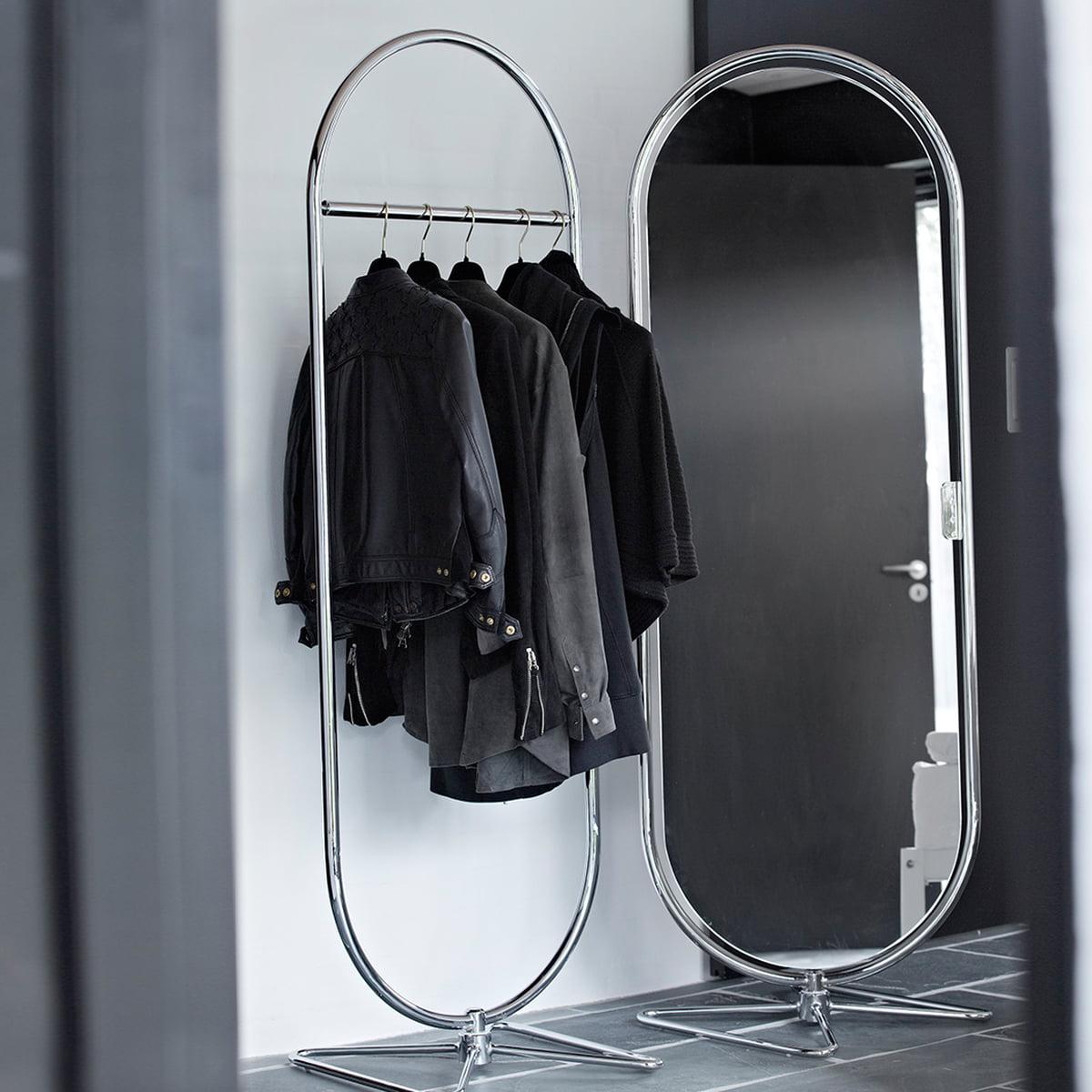 spiegel system 1 2 3 von verpan connox. Black Bedroom Furniture Sets. Home Design Ideas