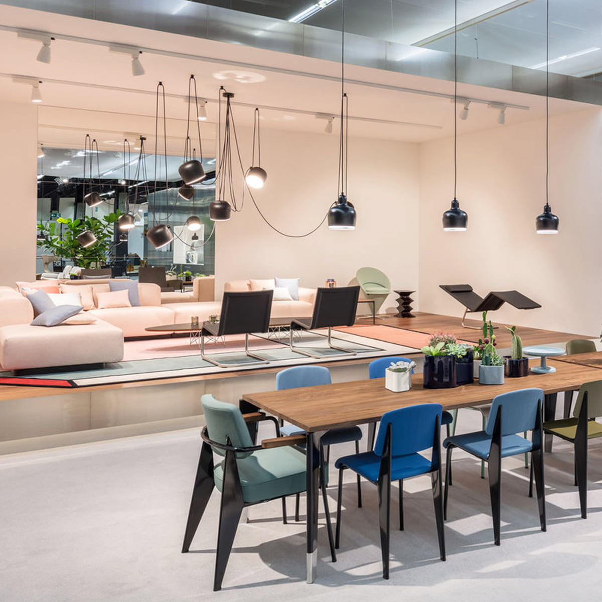 Standard SR Stuhl von Vitra | Connox Shop