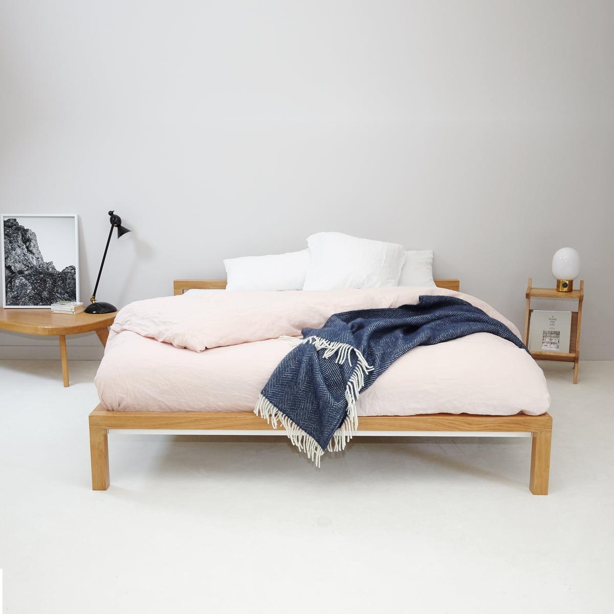 Pure Wood Bett von Hans Hansen im Design-Shop