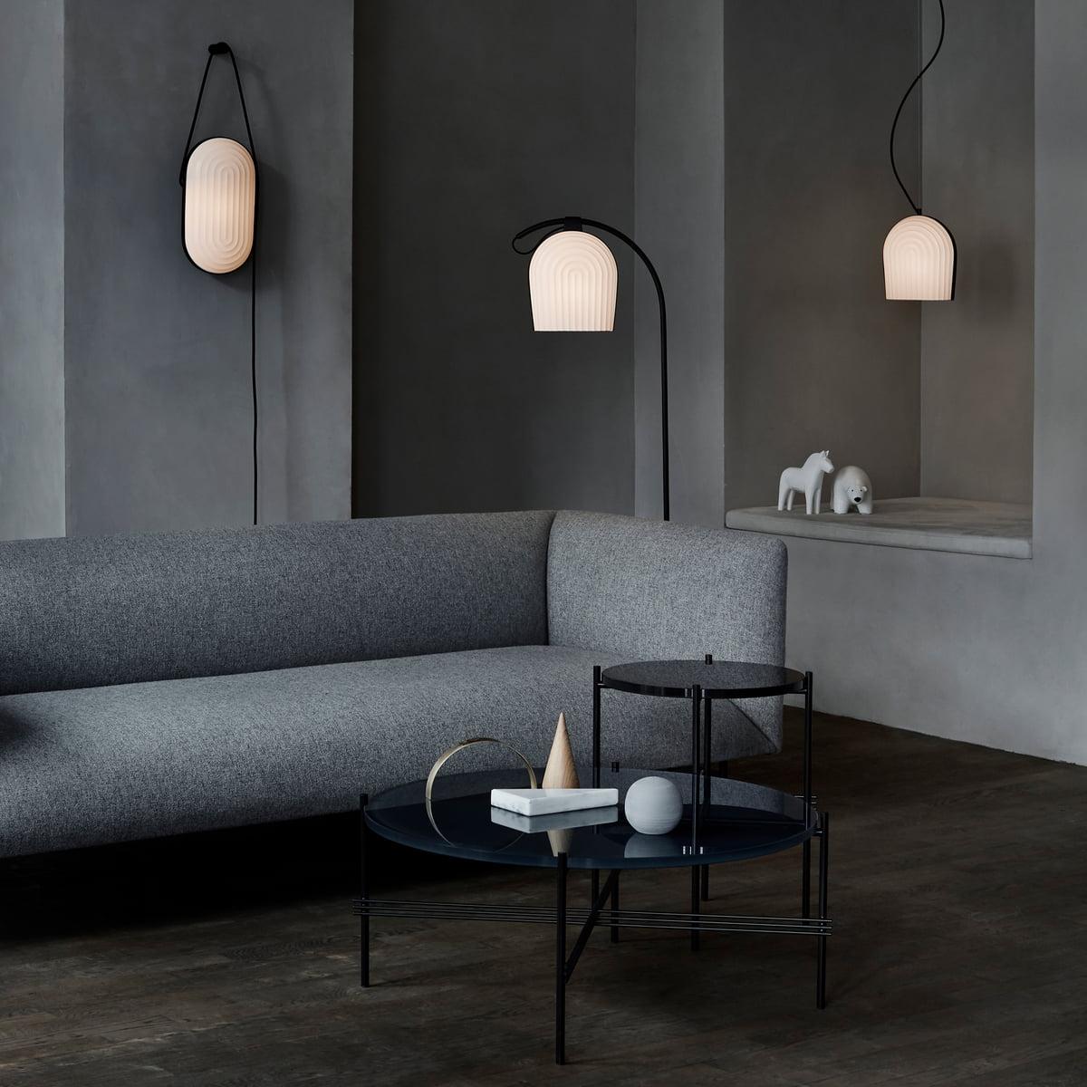 arc wandleuchte von le klint connox. Black Bedroom Furniture Sets. Home Design Ideas