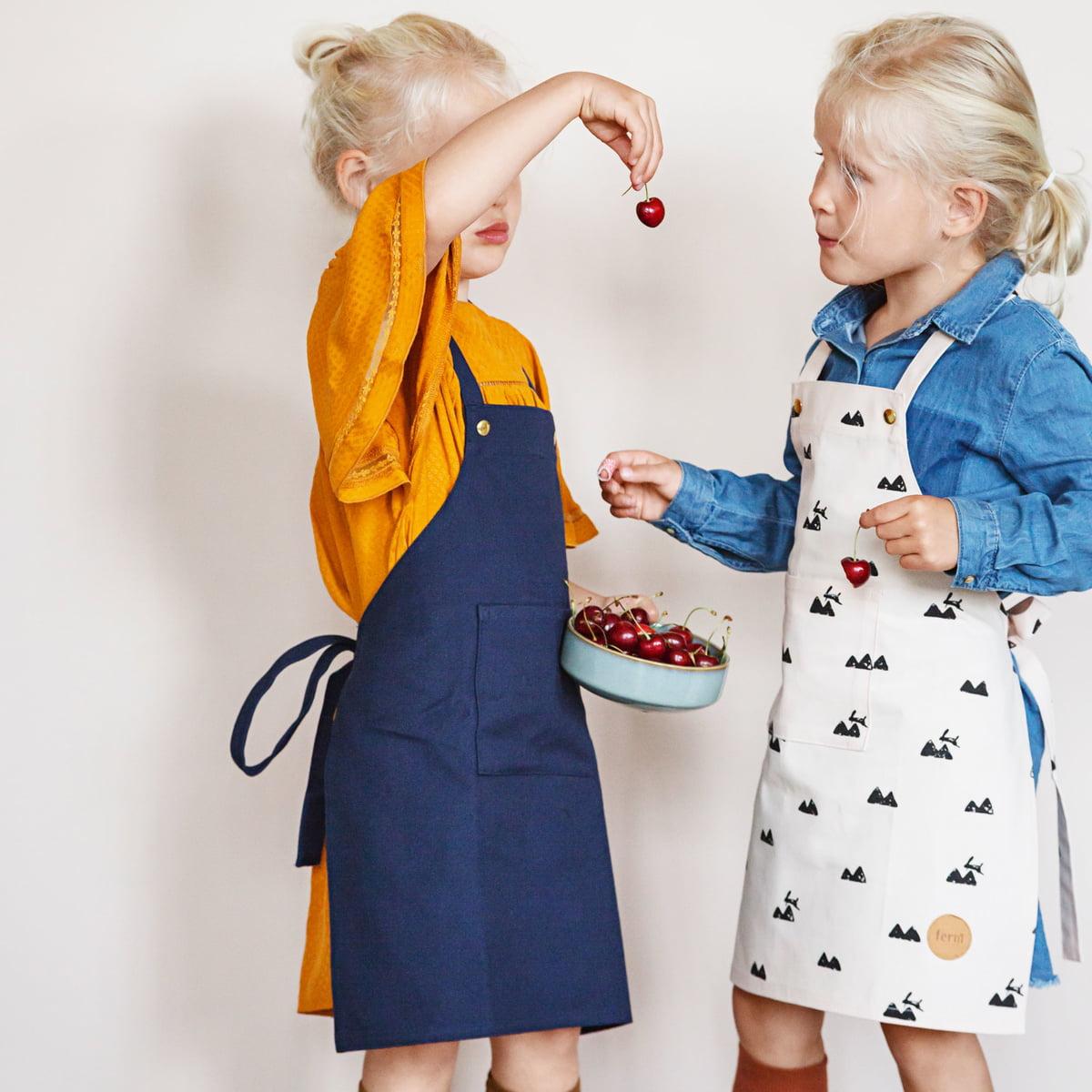 Kids Küchenschürze von ferm Living | Connox