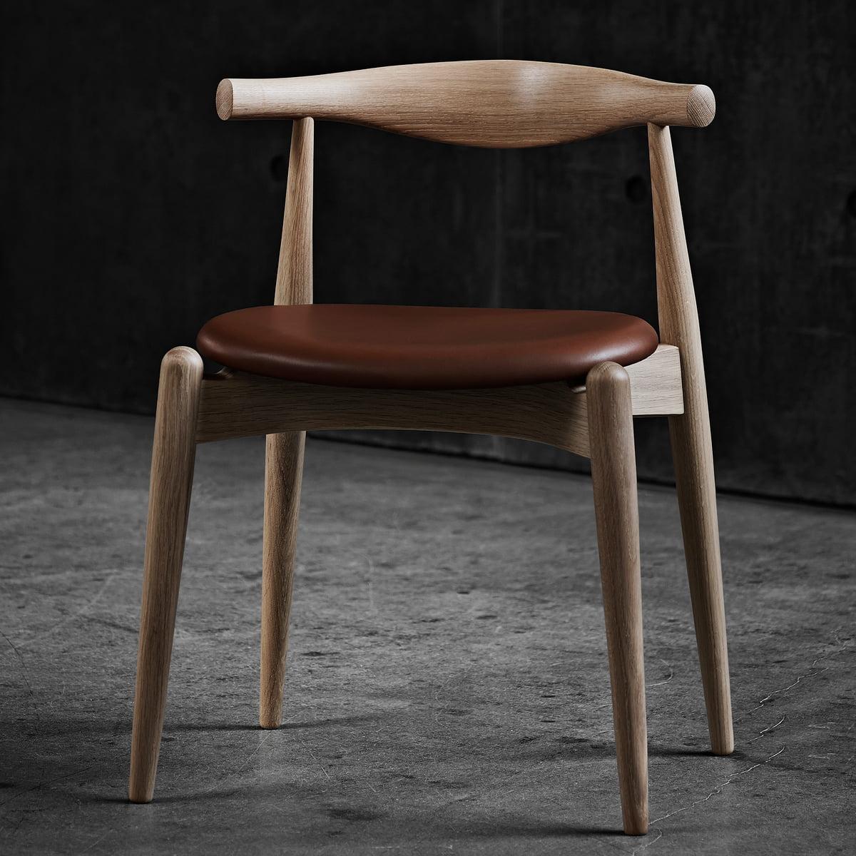 CH20 Elbow Chair von Carl Hansen | Connox