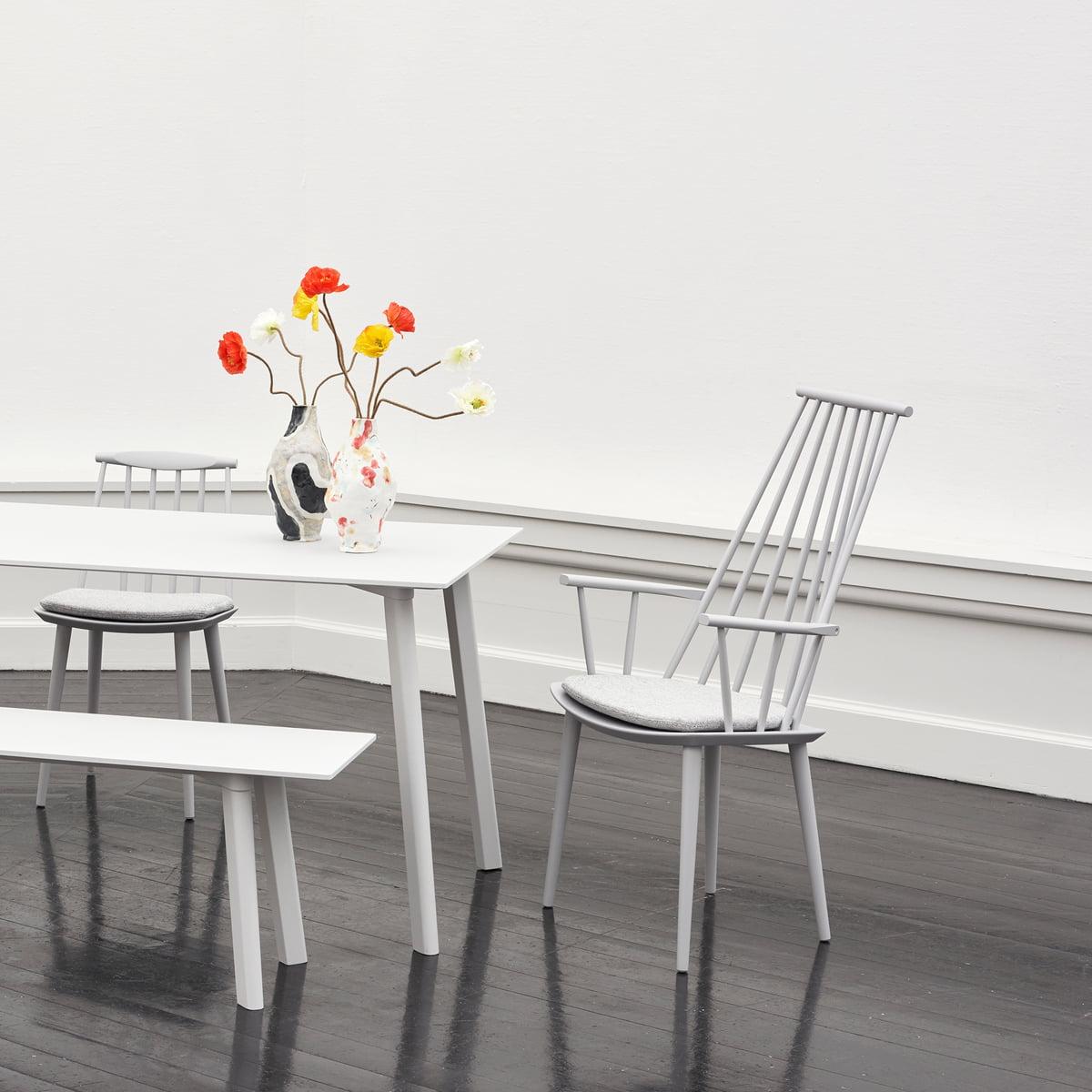 J110 Chair Von Hay In Weiß