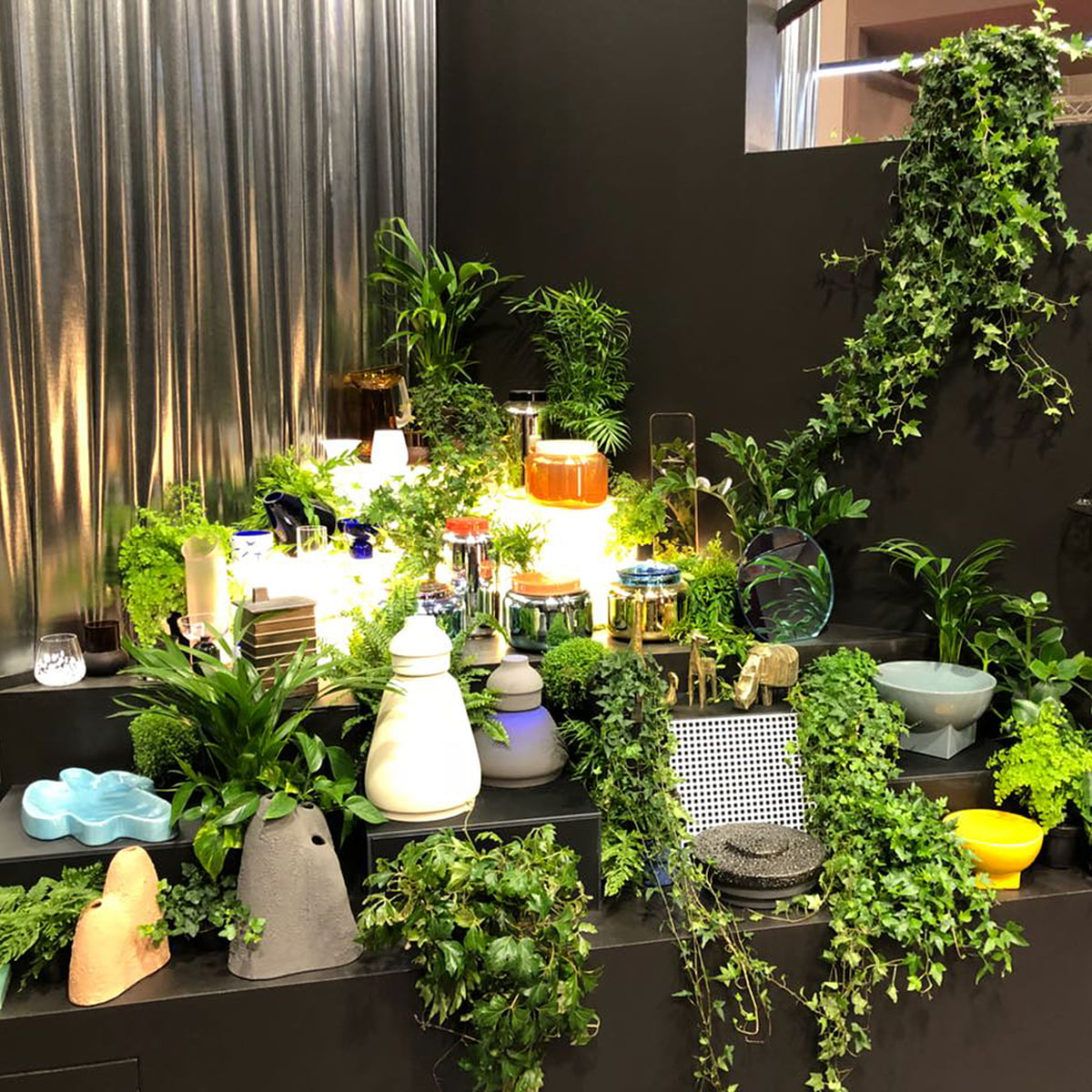 Messe Und Wohndesign: Oda Leuchte Von Pulpo Im Wohndesign-Shop