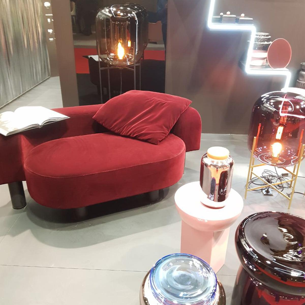 Oda leuchte von pulpo im wohndesign shop for Wohndesign shop