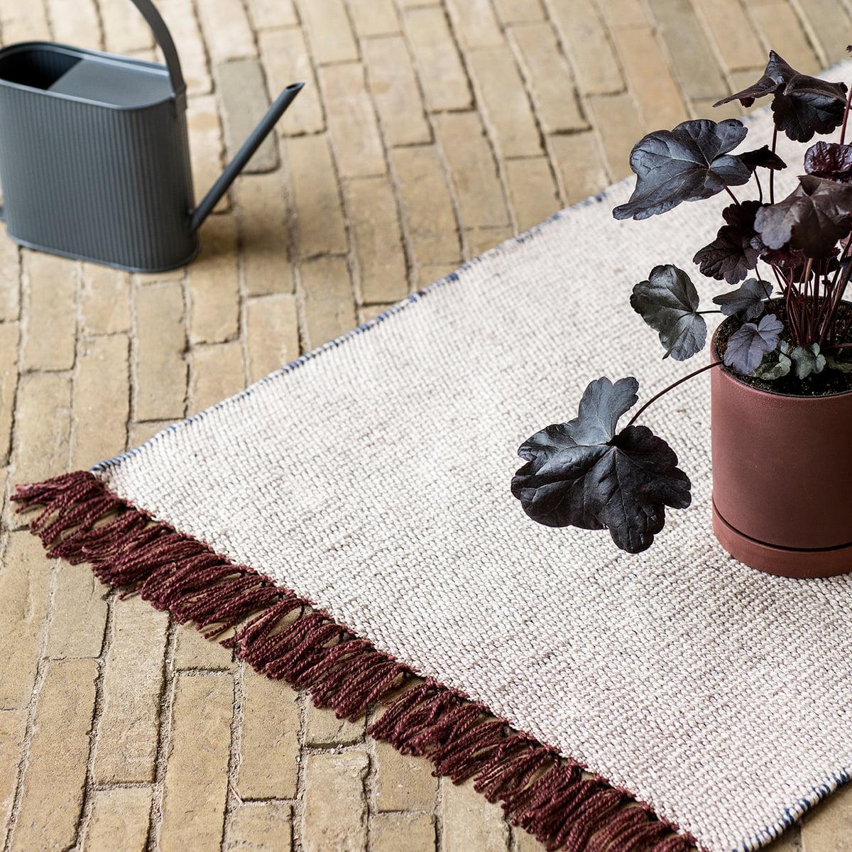 nomad teppich 70 x 180 cm von ferm living. Black Bedroom Furniture Sets. Home Design Ideas
