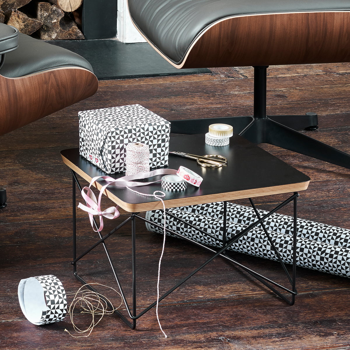 Eames Occasional Table LTR Von Vitra | Connox