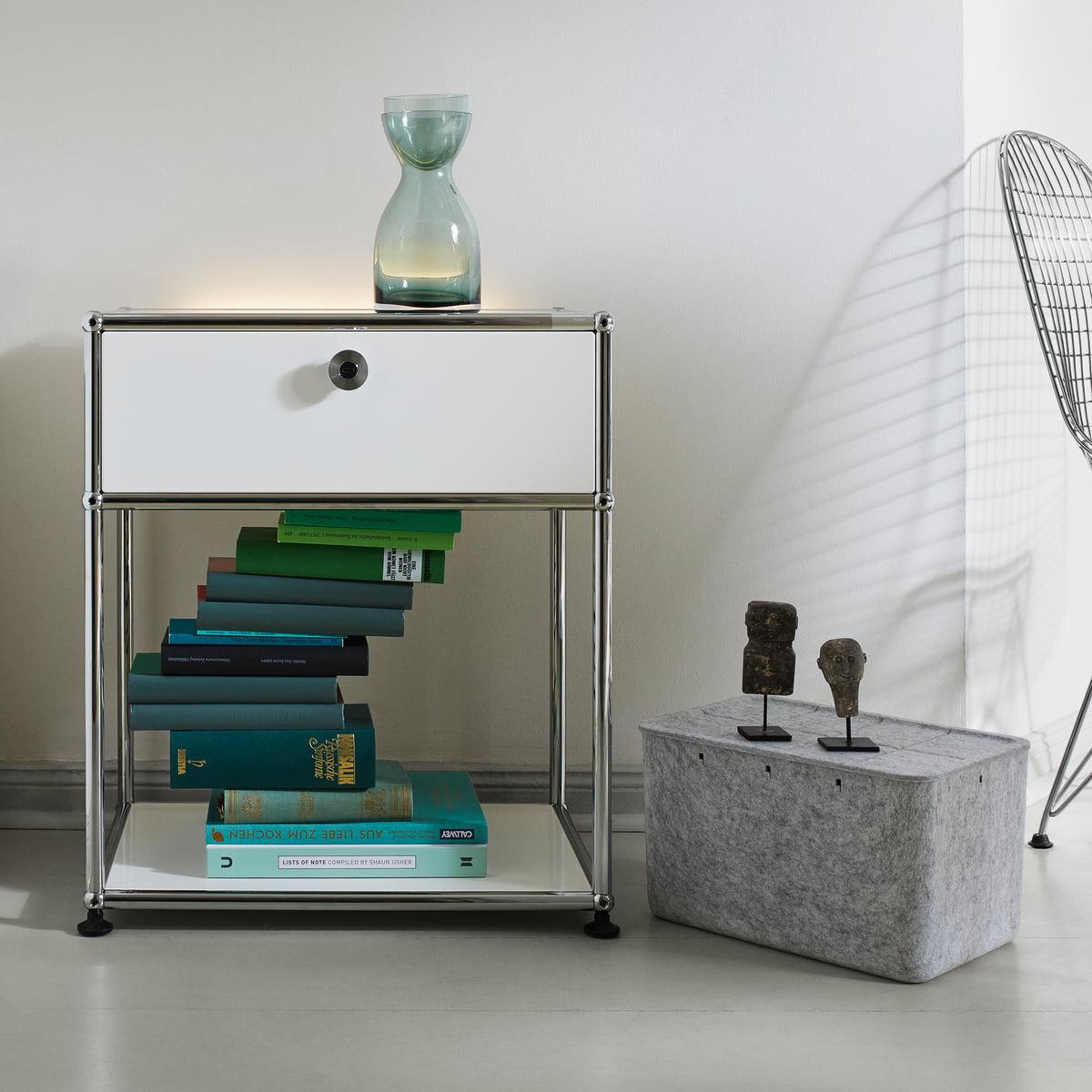 inos box von usm haller connox. Black Bedroom Furniture Sets. Home Design Ideas