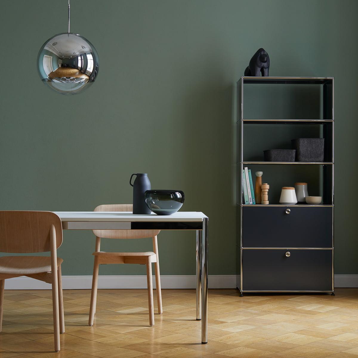 5 f cher usm regal online kaufen connox. Black Bedroom Furniture Sets. Home Design Ideas