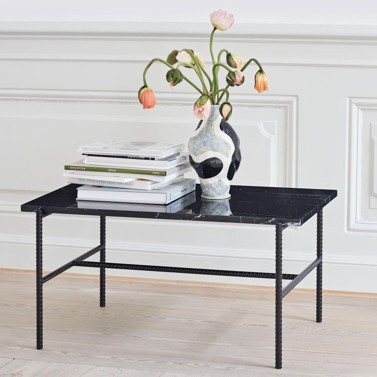 rebar beistelltisch rechteckig von hay connox. Black Bedroom Furniture Sets. Home Design Ideas