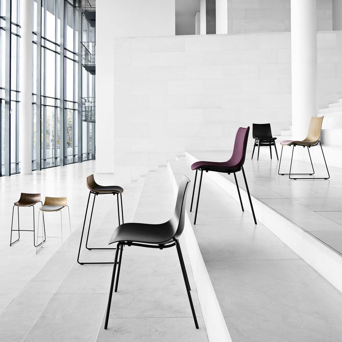 ba001t preludia stuhl von carl hansen connox. Black Bedroom Furniture Sets. Home Design Ideas