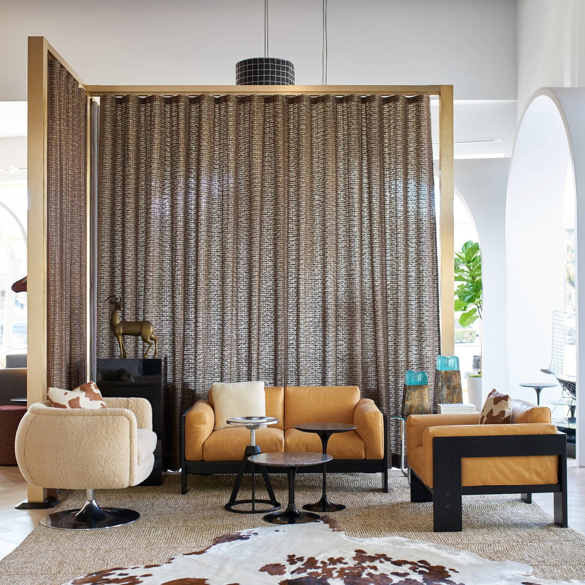 Bastiano Lounge Sessel Von Knoll Connox