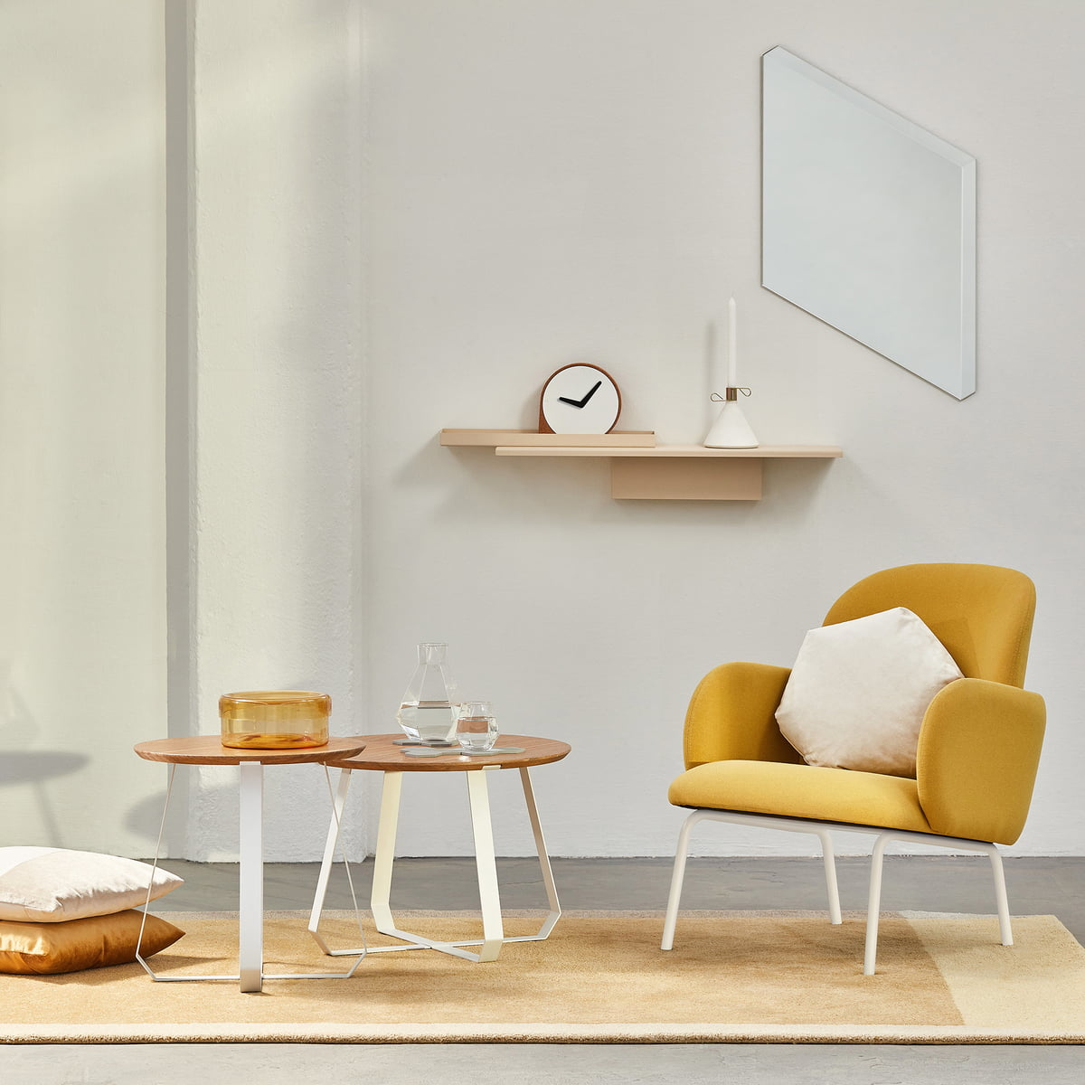 puik dost chair gelb shunan cork clock duplex ambiente jpg