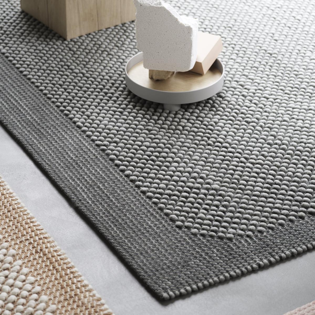 Pebble Woll Teppich Von Muuto Connox