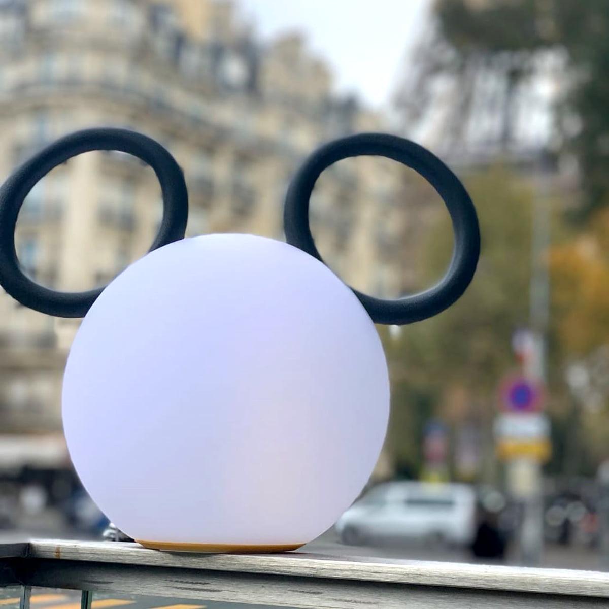 Mickey Mouse Akku LED-Leuchte von Fermob | Connox