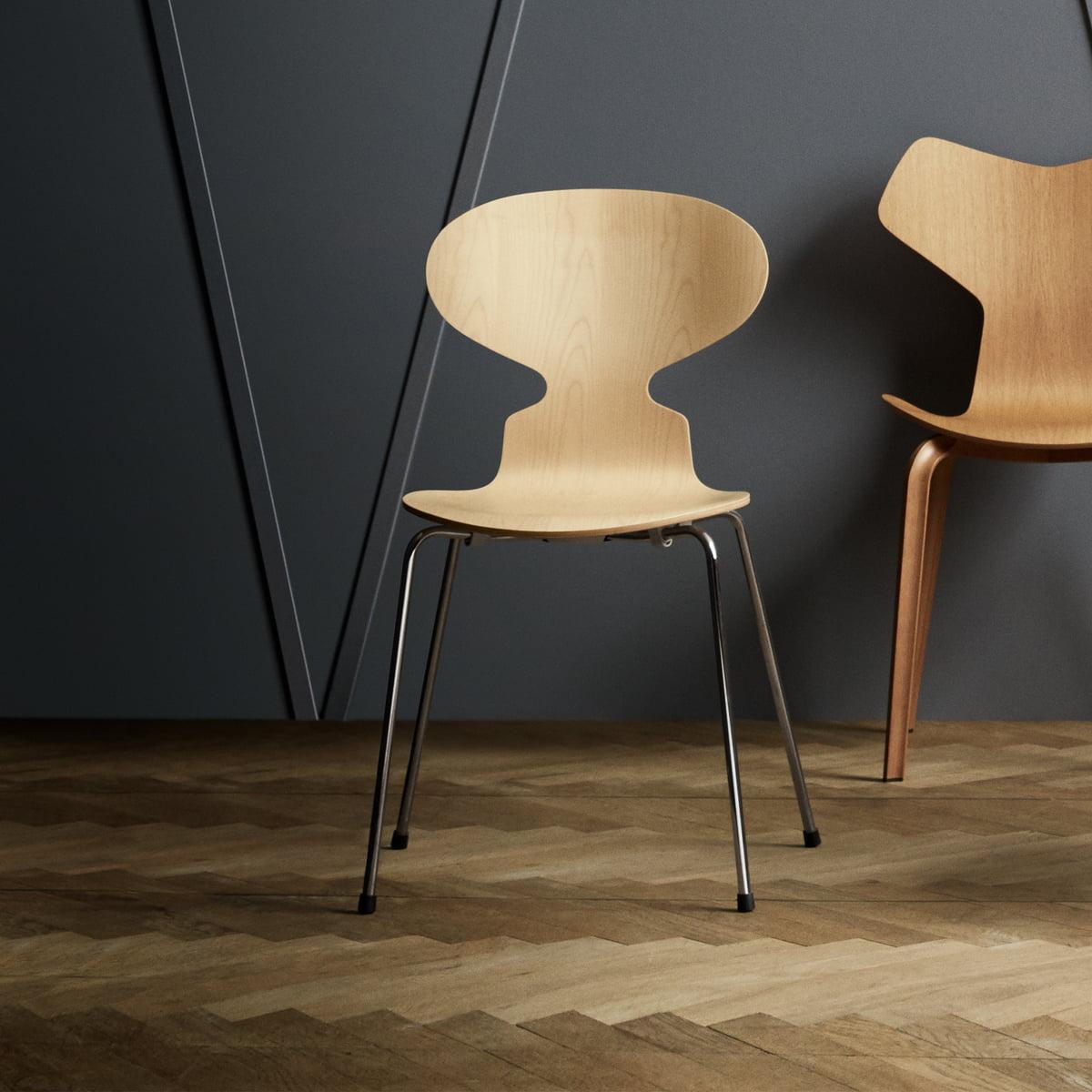 Stuhl Ameise von Fritz Hansen