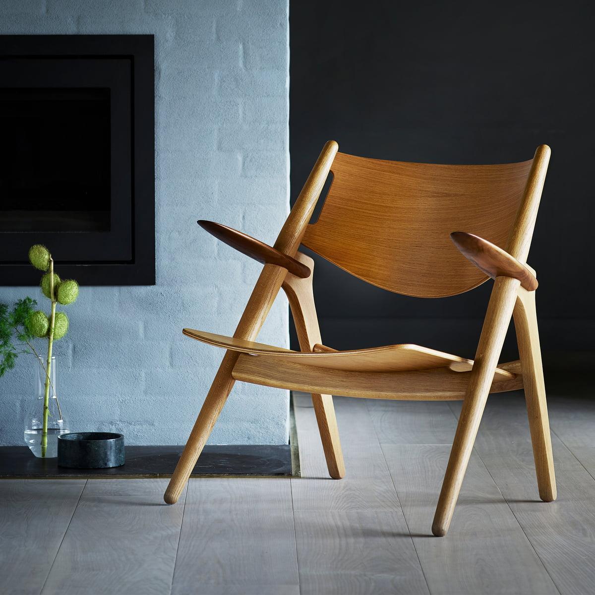 ch28 stuhl von carl hansen connox. Black Bedroom Furniture Sets. Home Design Ideas