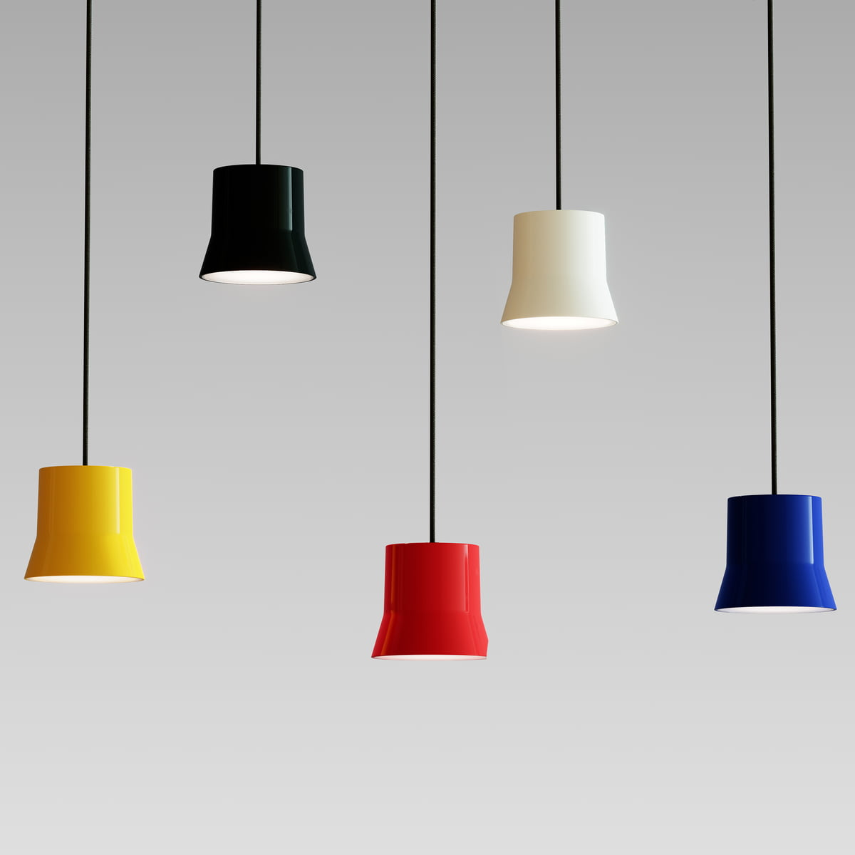 Giò LED Pendelleuchte von Artemide   Connox