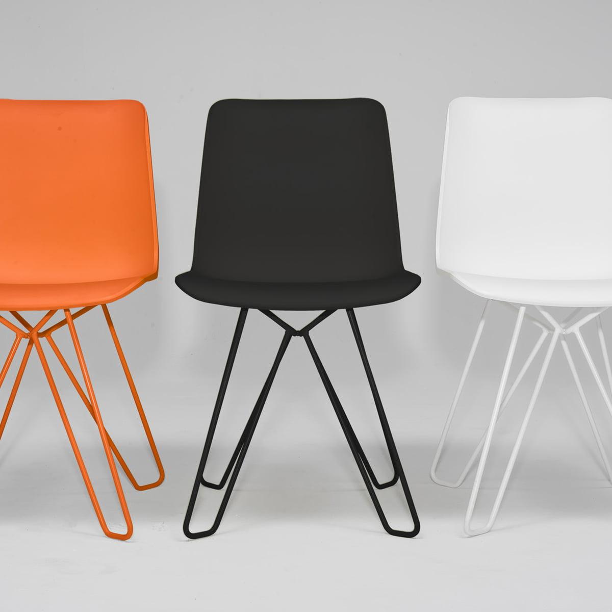 Objekte unserer Tage   Schäfer Stuhl, schwarz