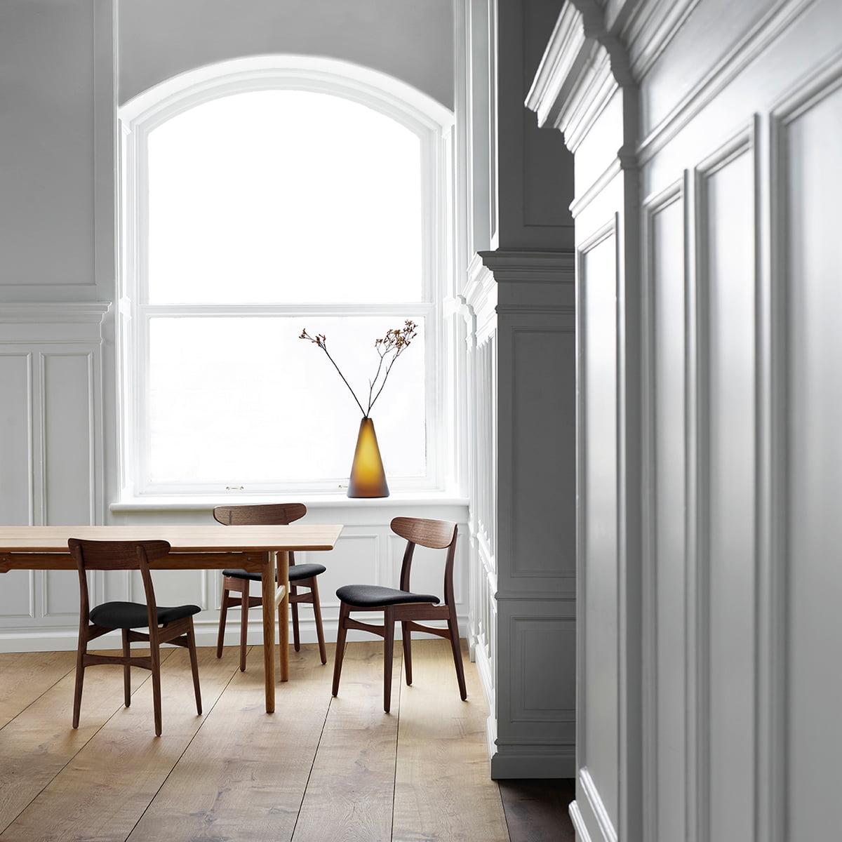ch30p stuhl von carl hansen connox. Black Bedroom Furniture Sets. Home Design Ideas